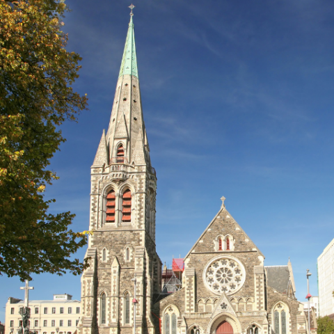 Sure Christ Church Cathedral cover image